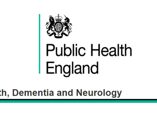 PHE's National Mental Health Dementia and Neurology Intelligence Network