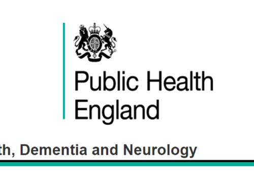 PHE'sNational Mental Health Dementia and Neurology Intelligence Network