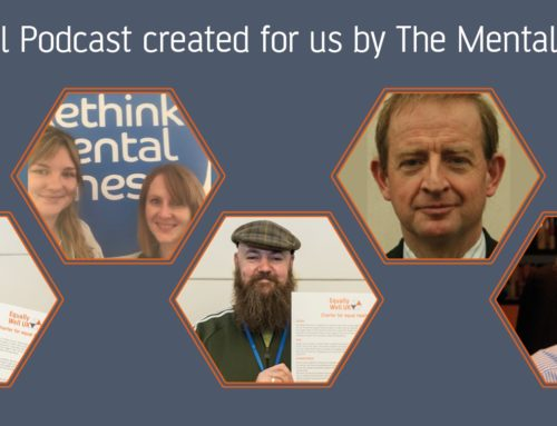 Equally Well UK Podcasts – Created by The Mental Elf