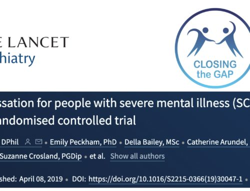 Smoking cessation for people with severe mental illness (SCIMITAR+): a pragmatic randomised controlled trial