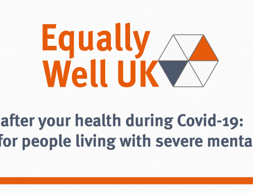 Looking after your health during Covid-19: A guide for people living with severe mental illness