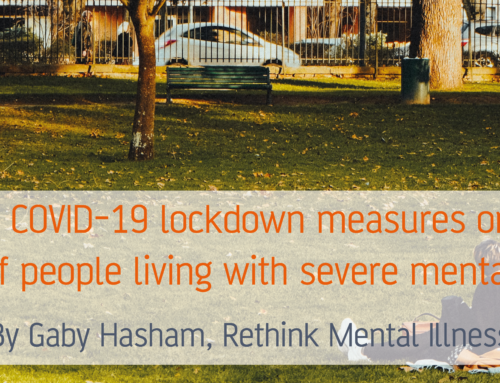 The impact of COVID-19 lockdown measures on the physical health of people living with severe mental illness