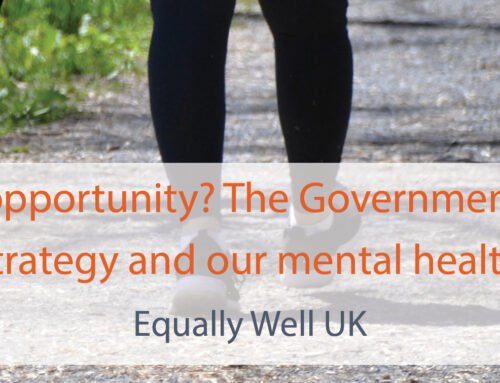 A missed opportunity? The Government's obesity strategy and our mental health