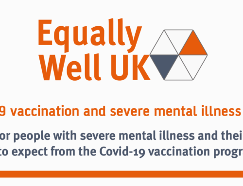 A guide for people with severe mental illness and their carers on what to expect from the Covid-19 vaccination programme