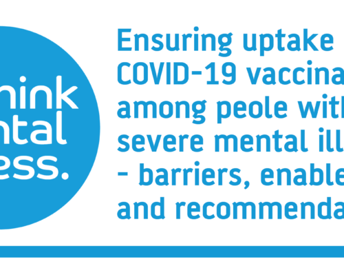 Ensuring uptake of COVID-19 vaccinations among people with severe mental illness