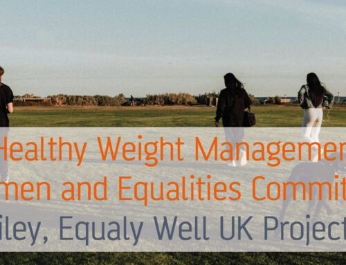 Redefining Healthy Weight Management: response to the Women and Equalities Committee report
