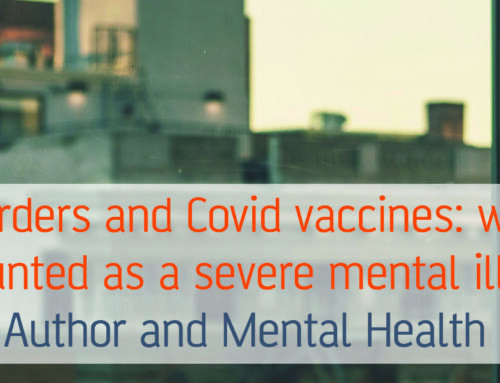 Eating disorders and Covid-19 vaccines: what should be counted as a severe mental illness?